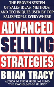 advanced selling strategies Brian Tracy