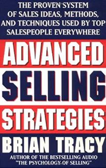 advanced selling strategies Brian Tracy