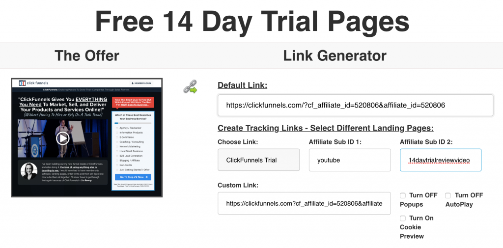 Clickfunnels affiliate training